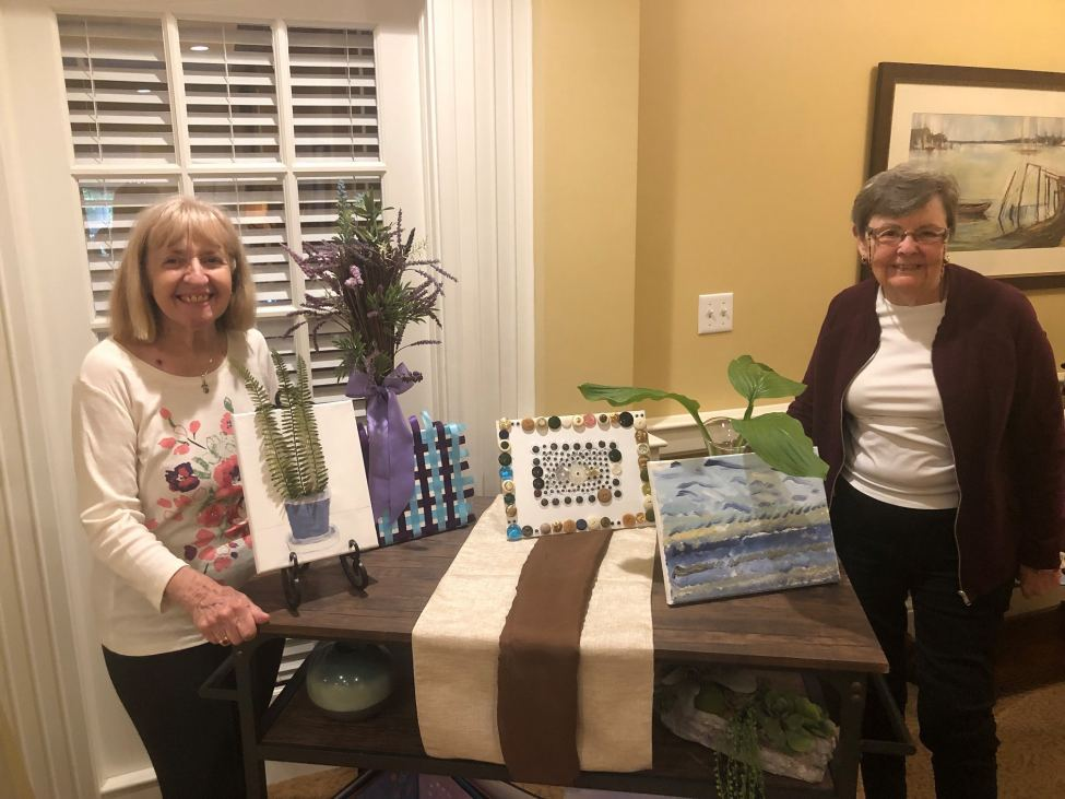 """Harbor Point at Centerville Debuts Art Gallery for """"The Longest Day"""""""
