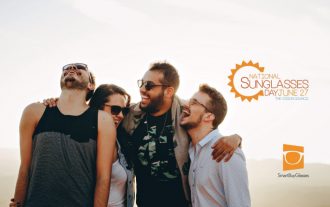 National Sunglasses Day at SmartBuyGlasses