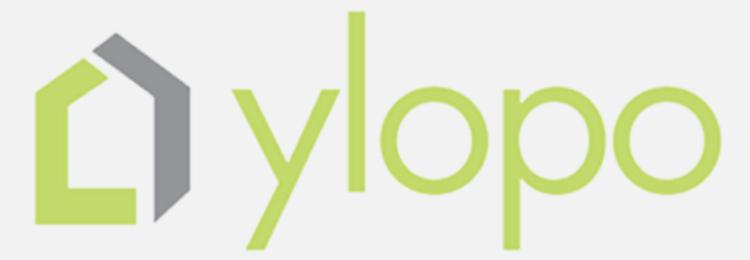 Ylopo Logo - White Background