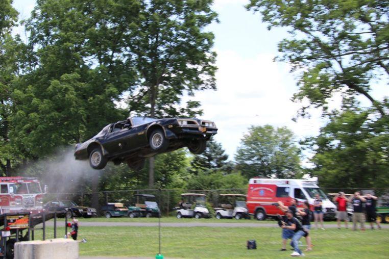 Bandit Jump - Chevrolet Nationals