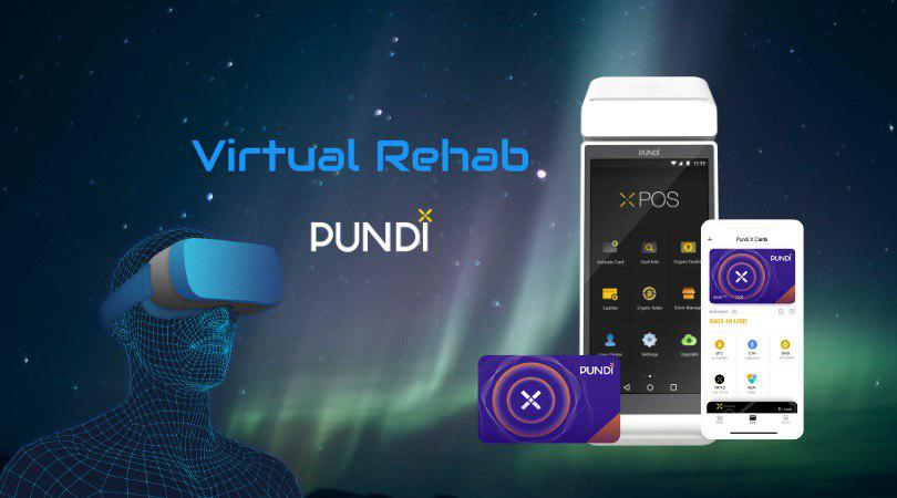Virtual Rehab Establishes Partnership with Pundi X