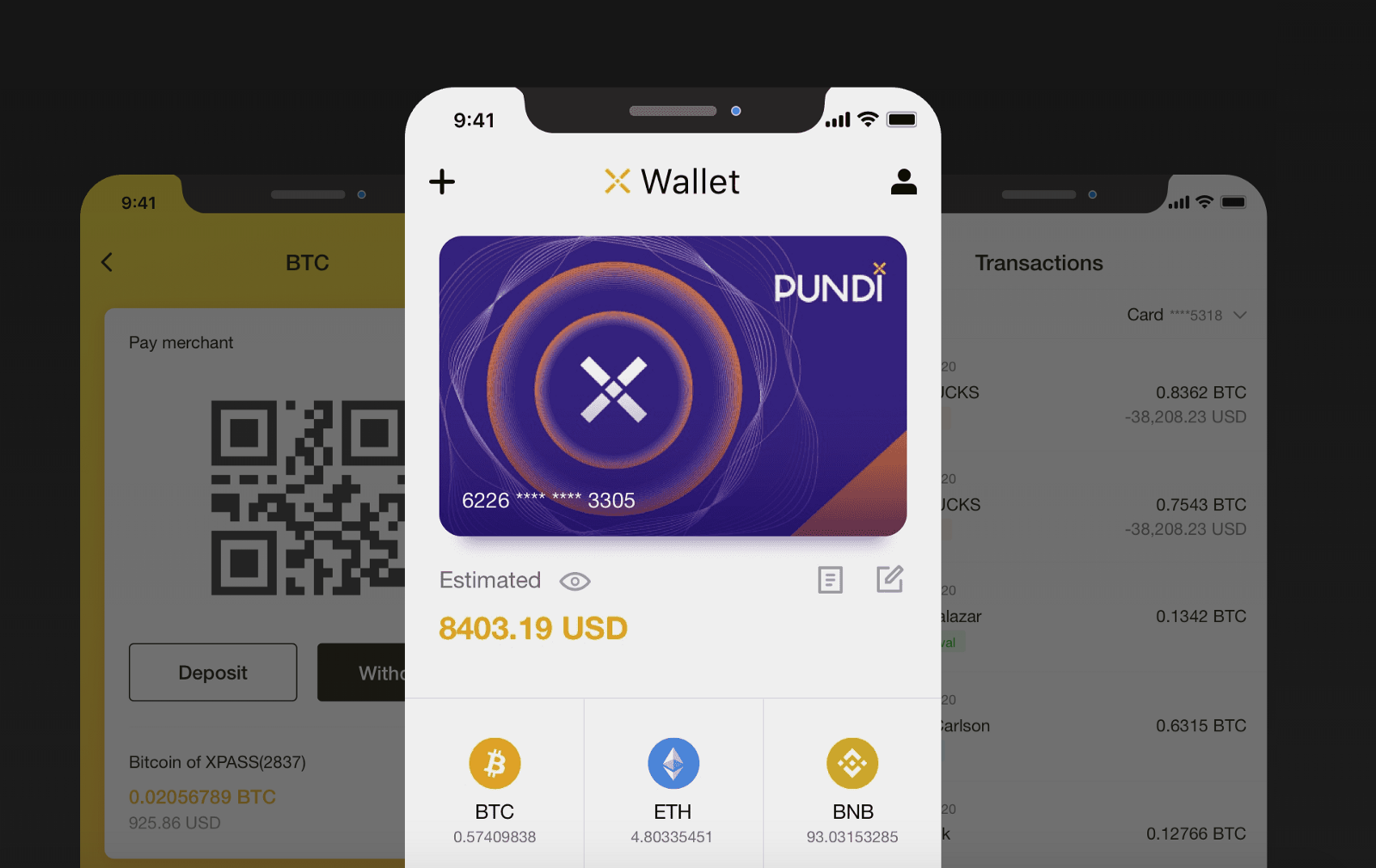 XWallet - Digital Payments Made Easy on Mobile Device