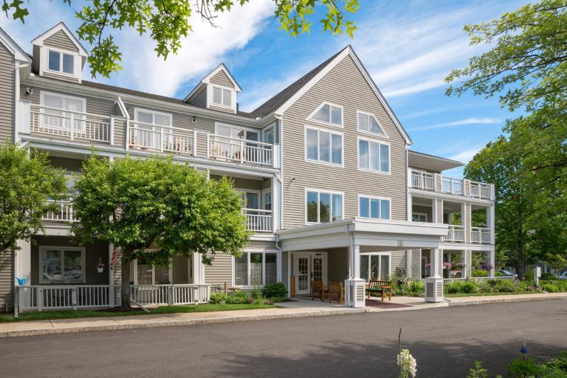 New Pond Village Continuing Care Retirement Community in Walpole, MA