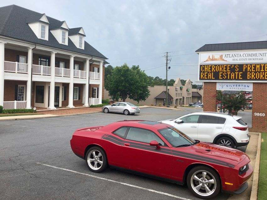 Atlanta Communities Real Estate Brokerage's new Woodstock, Ga. location.