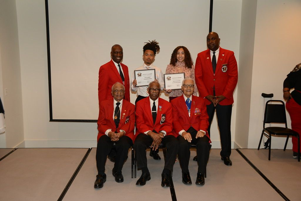Tuskegee Airmen Youth Fundraiser