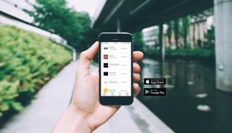 Swipii customer loyalty app