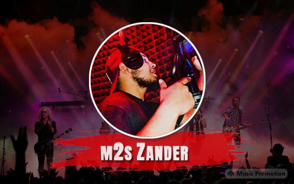 Hip Hop Singer - M2S Zander
