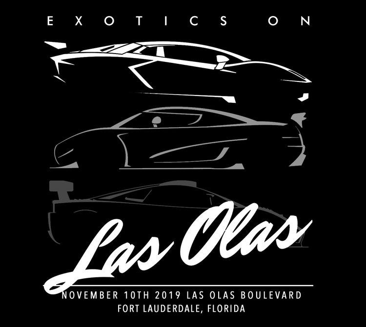 Exotics on Las Olas 2019
