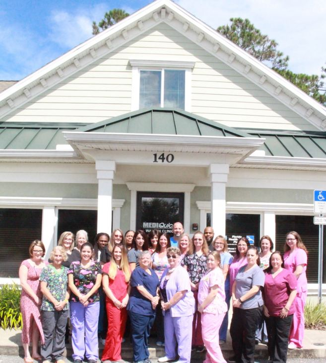 MediQuick Urgent Care Centers is celebrating 20 years in business!