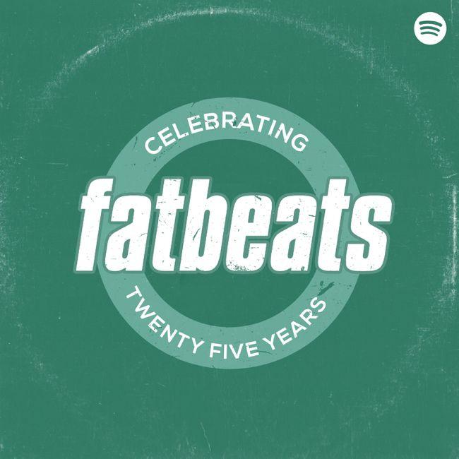 Fat Beats Turns 25!