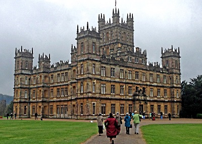 European Waterways Takes Guests to Highclere Castle