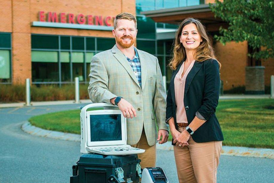 NEVA Founders Dan & Ashley Rice