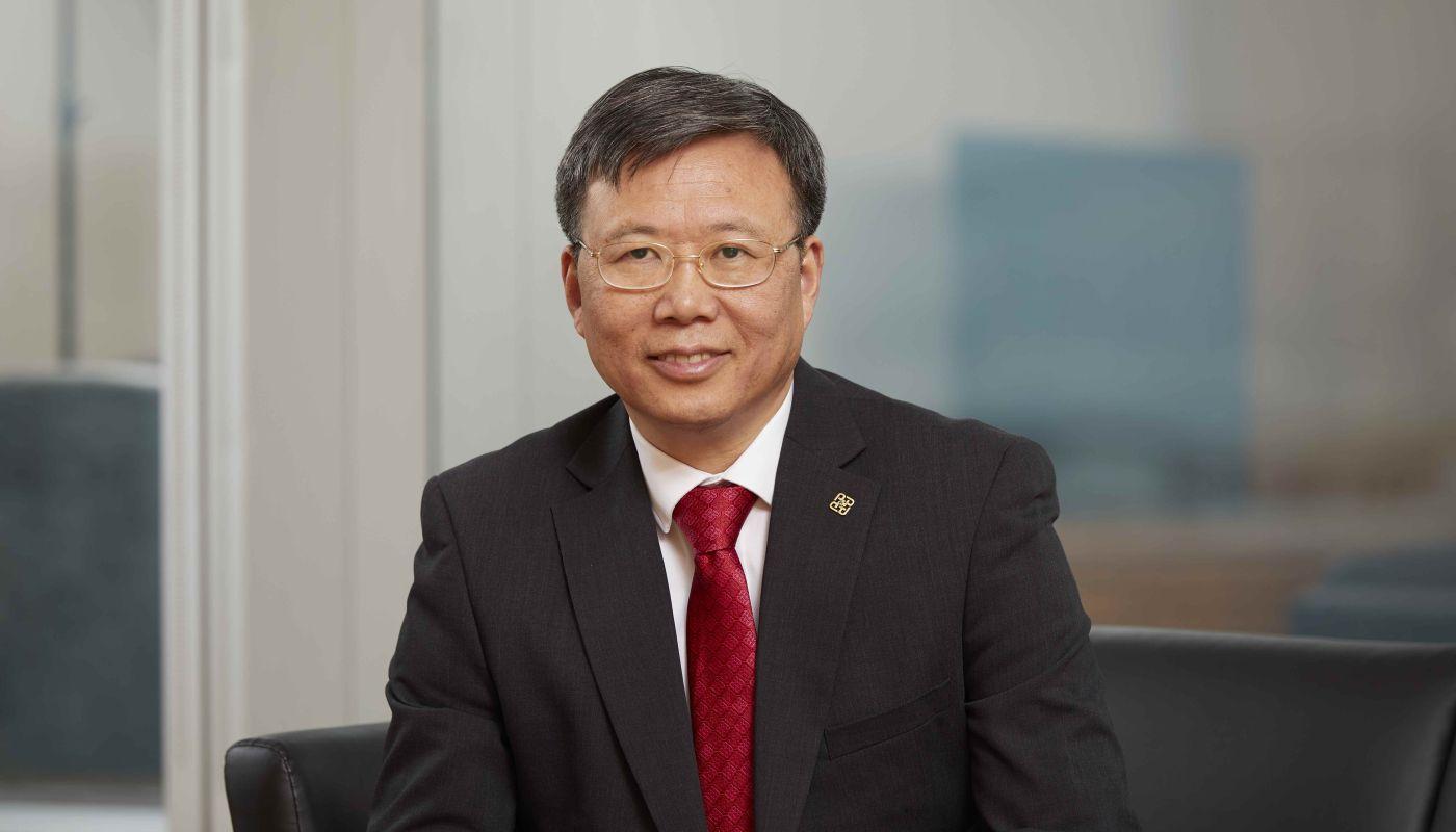 Professor Jin-Guang Teng