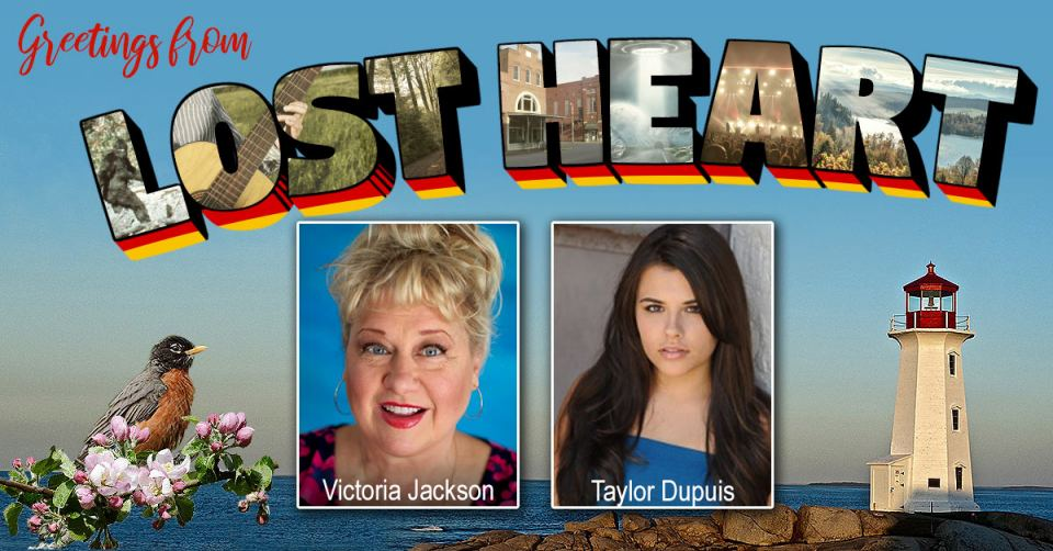Victoria Jackson and Taylor Dupuis Join 'LOST HEART'