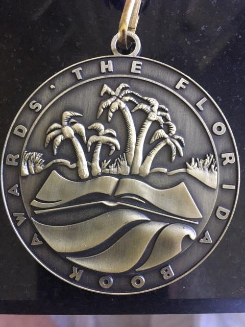 Florida Book Awards Medal