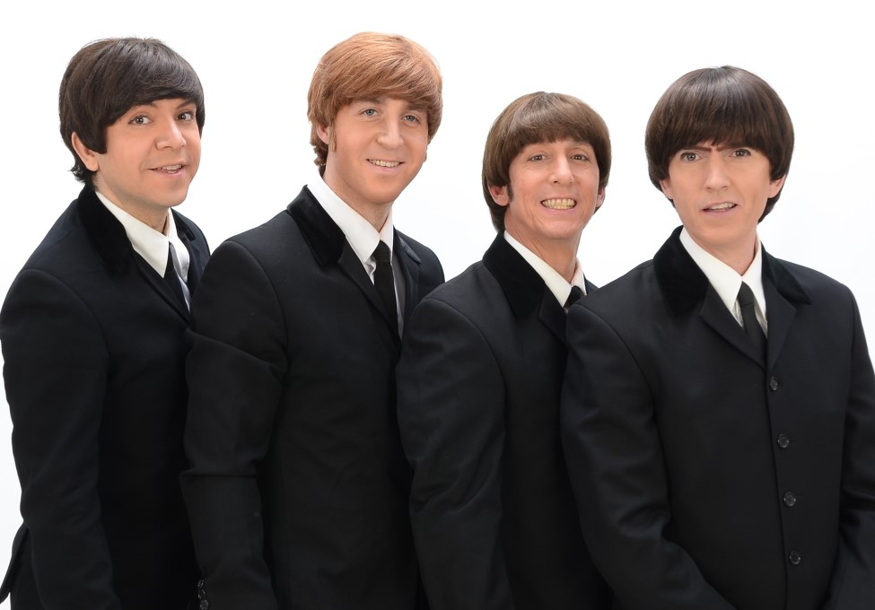 The Fab Four will bring their own unique brand of Beatles Magic to The MGM Plaza