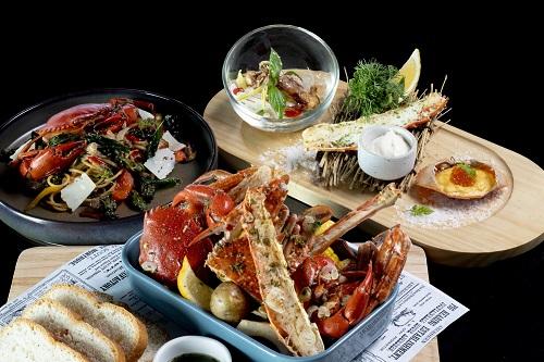 Crab Promotion at Horizon, Hilton Pattaya