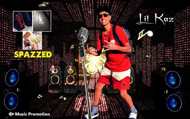 'SPAZZED' by Lil Kaz