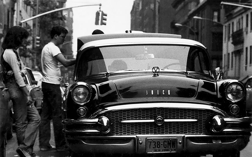 Buick New York City, 1979 / Photo © Steven Forster