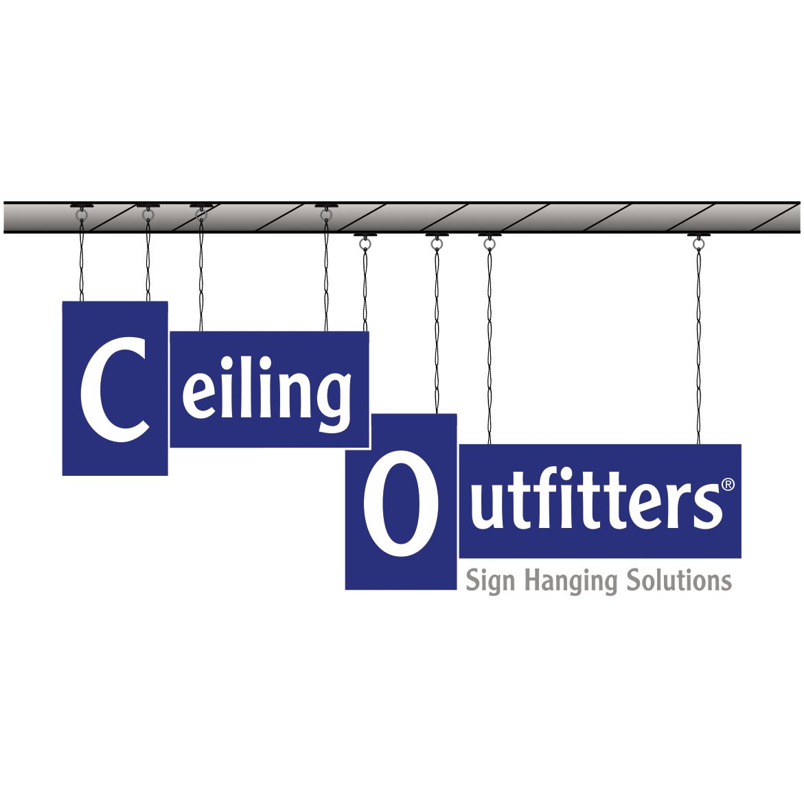 Ceiling Outfitters - Sign Hanging Solutions