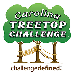 Carolina Treetop Challenge invites you to our high ropes adventure course!