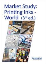 Market Study Printing Inks - World