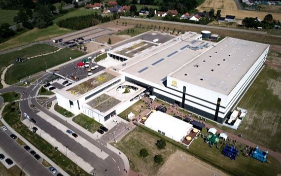 HARTING has now commissioned its European Distribution Center (EDC) in Espelkamp
