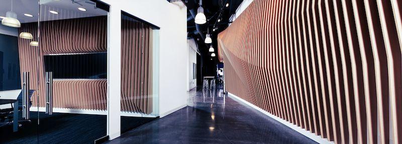 The Entryway at Hybrid Studios