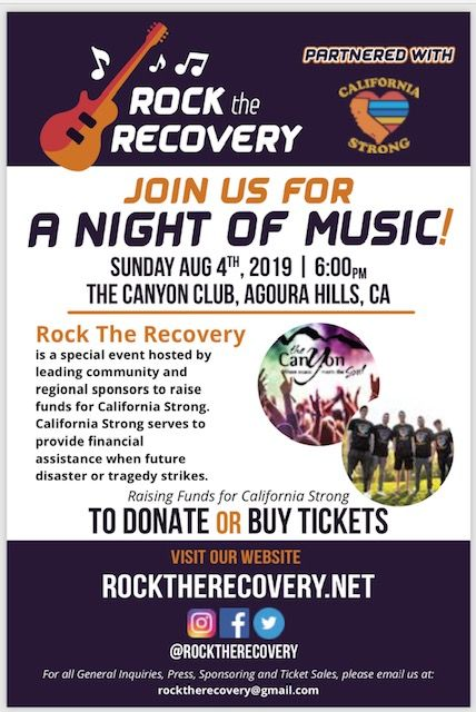 Rock The Recovery