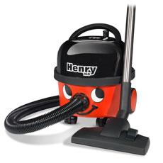 The all-new Numatic Henry Compact HVR160, available from Anderson Trade