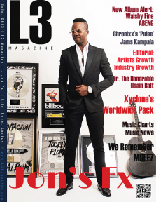 L3 Magazine - 2019 - July ft. Jon Fx (Small)