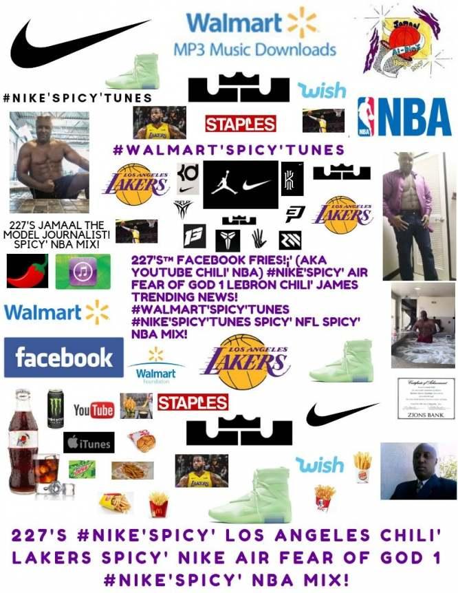 227's™ YouTube Chili' Amar'e Chili' Stoudemire Comeback! LA Chili' Lakers! NBA