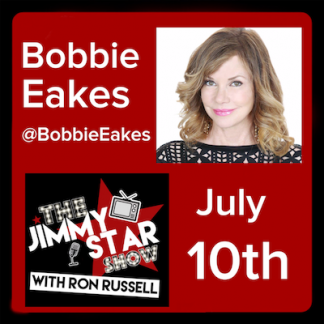 Bobbie Eakes On The Jimmy Star Show with Ron Russell