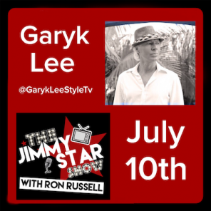 Garyk Lee To Guest on the Jimmy Star Show with Ron Russell