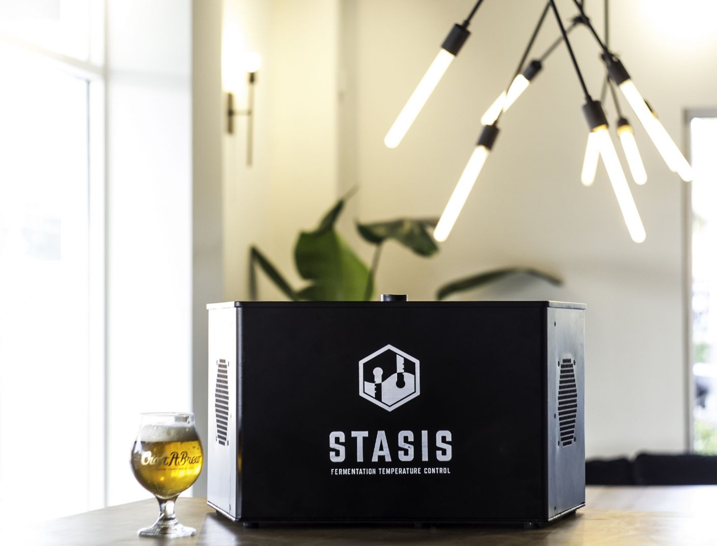 The Stasis Fermentation Temperature Control Glycol Chiller
