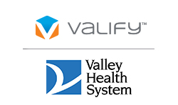 Valify welcomes Valley Health System as new client.