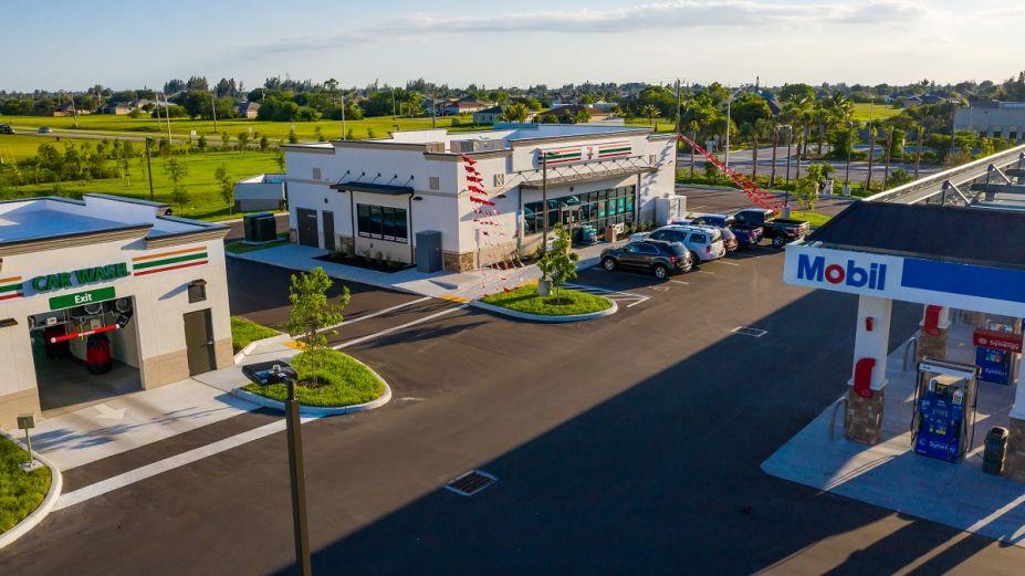 Creighton - 7-Eleven at 2327 Andalusia Blvd., Cape Coral, FL