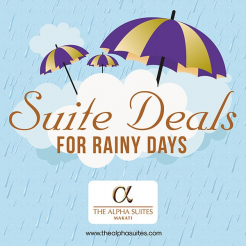 Suite Deals for Rainy Days