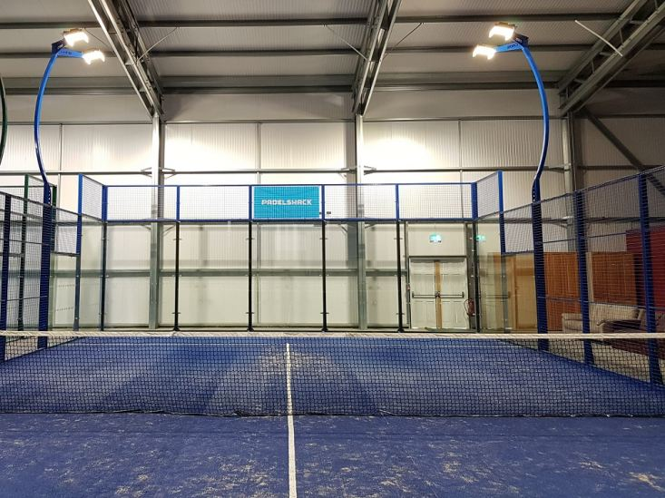 Padel Tennis Court Lighting