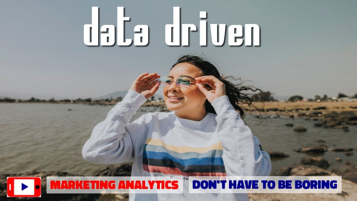 Marketing analytics solutions can give you actionable insights in real-time