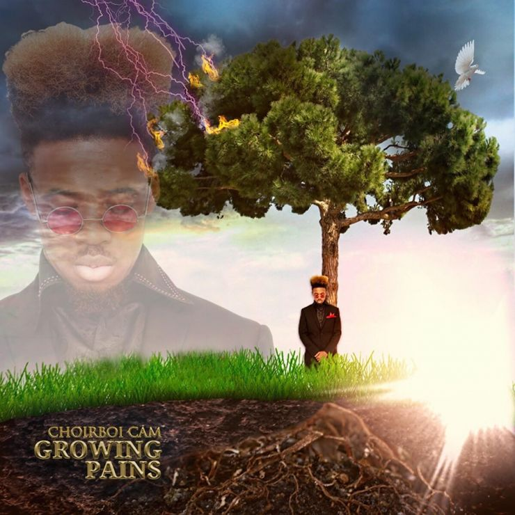 GrowingPains Album Cover