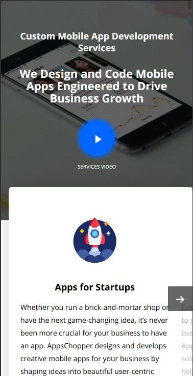AppsChopper Website