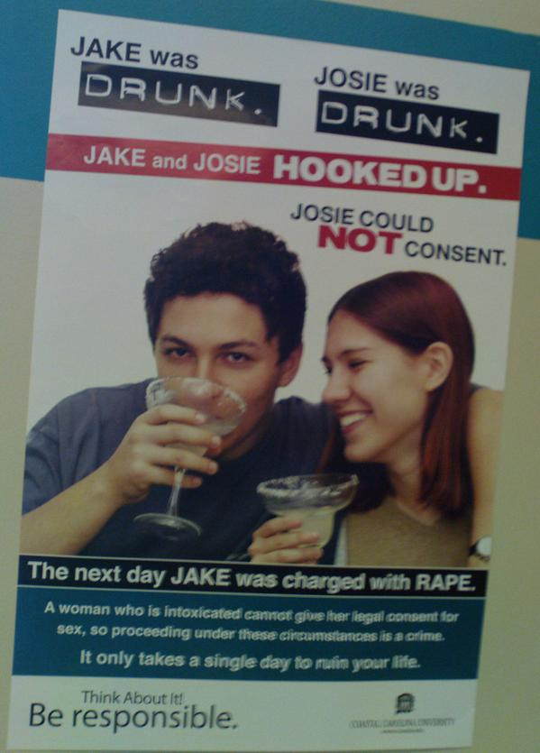 Due Process May Override California Date Rape Bill