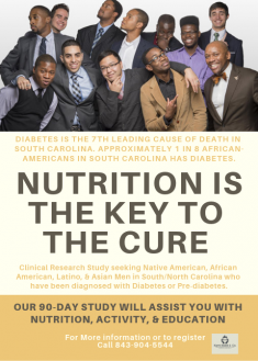 NUTRITION IS THE KEY TO THE CURE