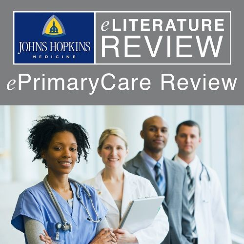 ePrimaryCare Review: no-cost CME for primary care providers