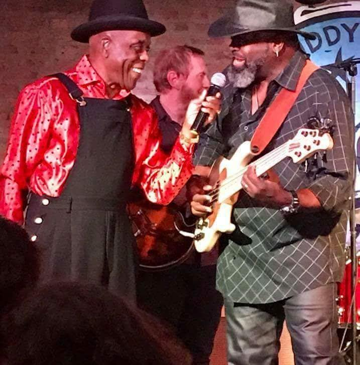 Buddy Guy & Bear Williams