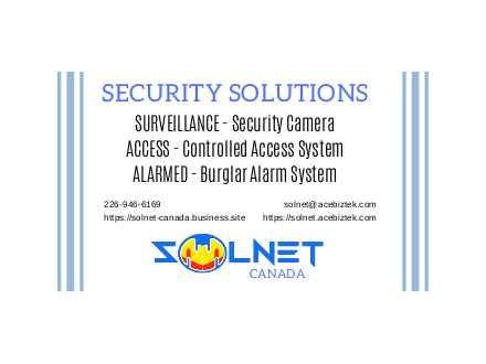 security-business-card