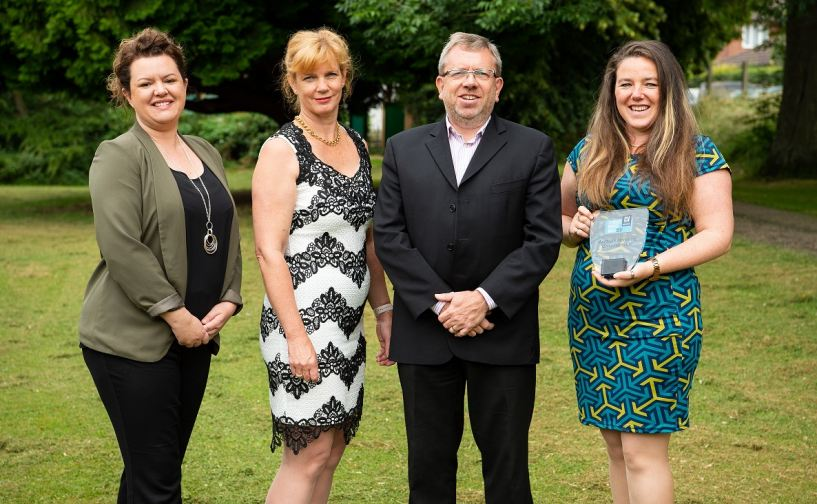 Aardvark Marketing win Technology Innovation award