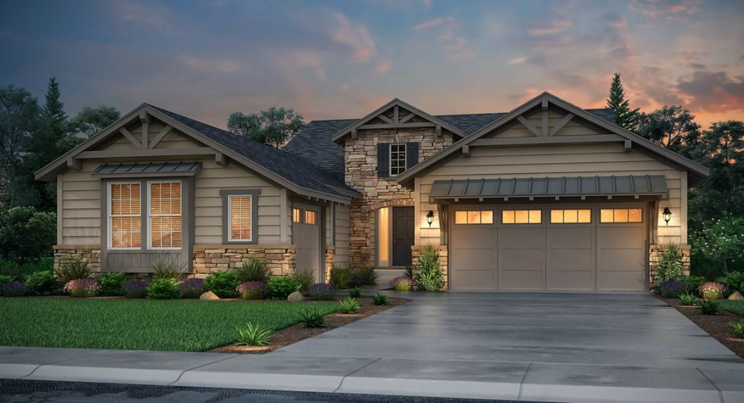 New homes for sale across northern Colorado showcasing multigenerational designs