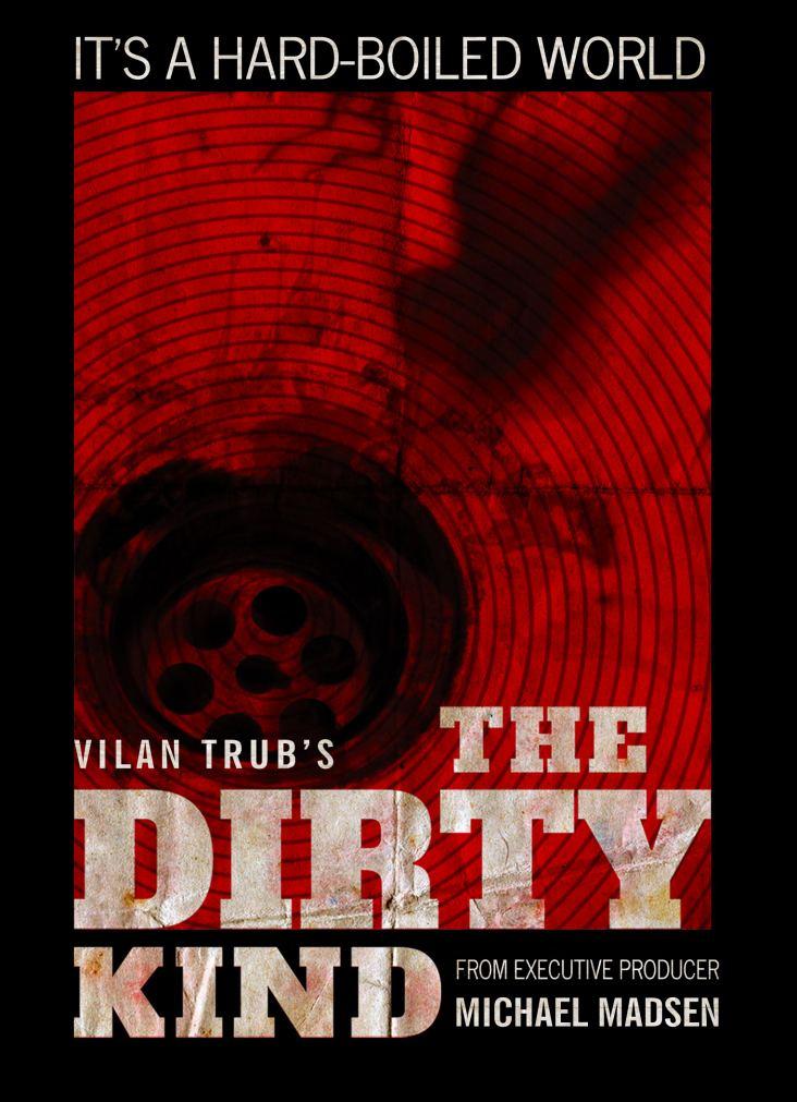 The Dirty Kind DVD Art